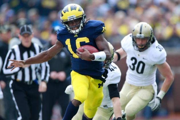 Michigan vs. Purdue: If Wolverines Don't Win This One, Say Goodbye to the Season