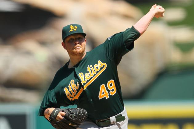 Oakland Athletics Announce 25-Man ALDS Roster