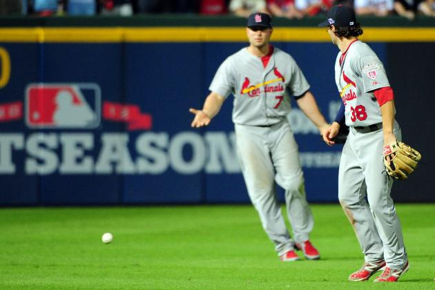 Cardinals vs. Braves: 1-Game Playoff Starts MLB Postseason Off with a Bang