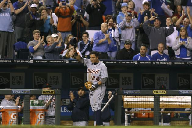 Detroit Tigers Announce 25-Man ALDS Roster