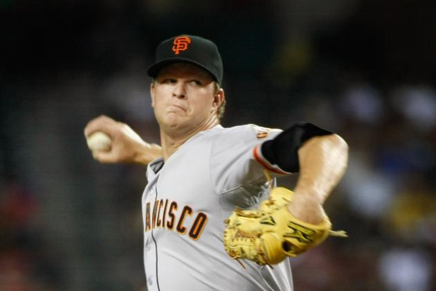 Cincinnati Reds vs. San Francisco Giants: Pitching Edge Will Give Giants Game 1