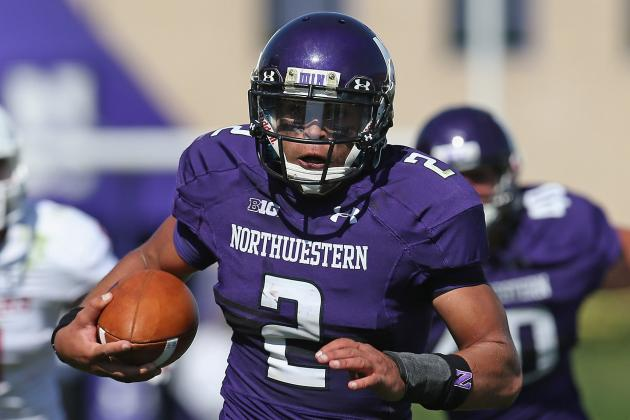 Northwestern vs. Penn State: Live Scores, Analysis, and Results