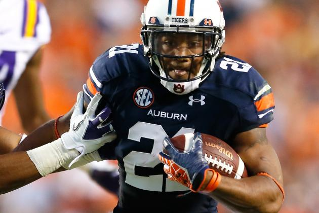 Arkansas vs. Auburn: Live Scores, Analysis and Results