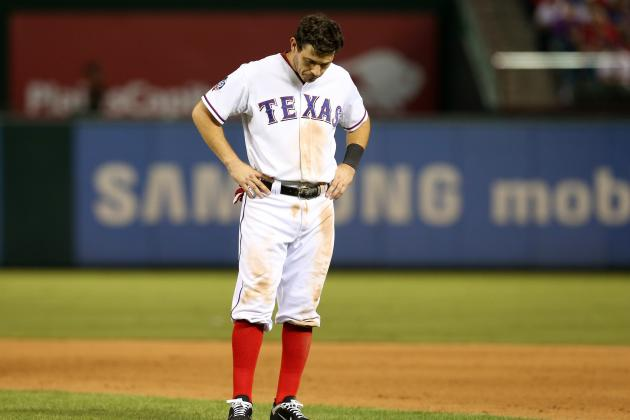 Texas Rangers' Epic Collapse Could Signal the Decline of the Team