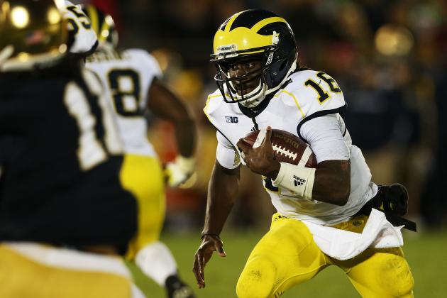 Michigan vs. Purdue: Wolverines Won't Gain Respect by Capturing Must-Win
