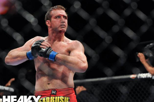 UFC 153: What Happens If Stephan Bonnar Beats Anderson Silva?