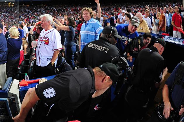 2012 NL Wild Card Game: Umpires Not to Blame for Atlanta Braves' Loss
