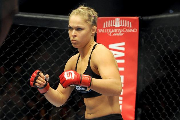 Ronda Rousey vs. Cris