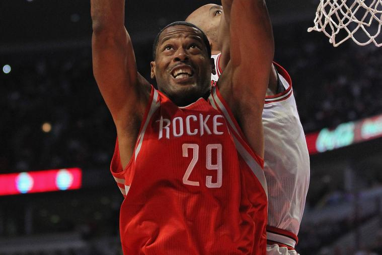 Marcus Camby Out 7-10 Days with Calf Injury