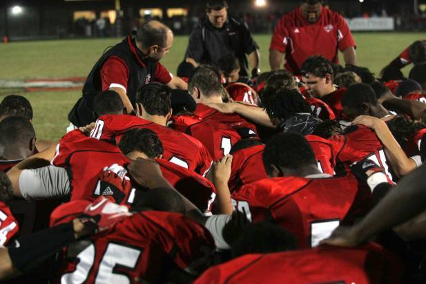 South Carolina High School Football Player Dies After Collapsing on Sideline