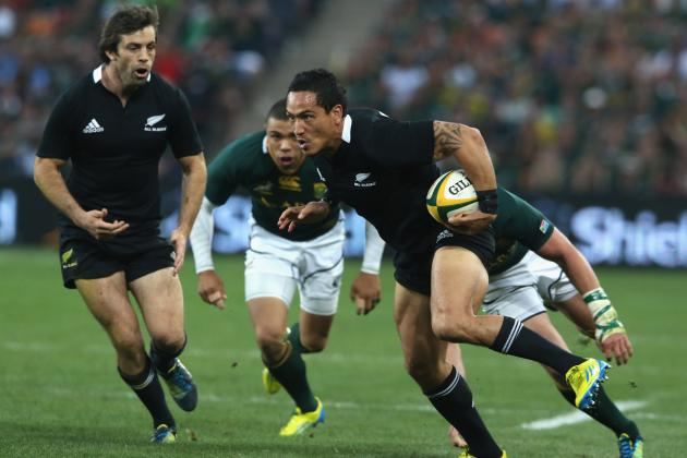 Rugby Championship 2012 Results: Score and Recap of South Africa vs. New Zealand