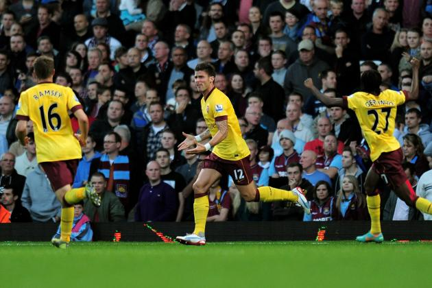Arsenal 3-1 West Ham: Gunners Record Commanding Victory Away from Home