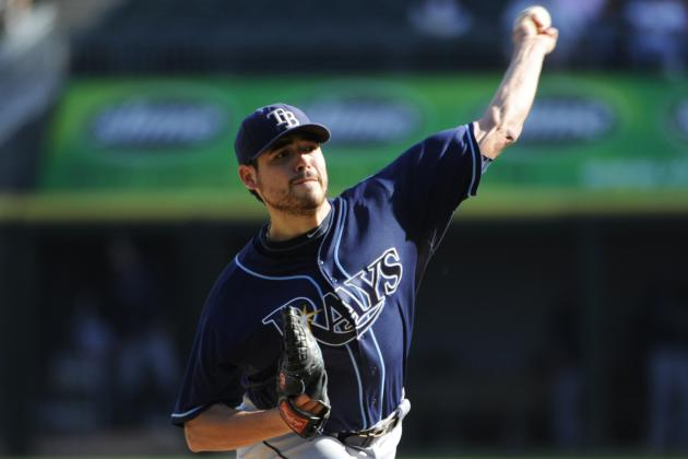 Matt Moore: Why Tampa Bay Rays' Pitcher Will Become a Superstar in 2013