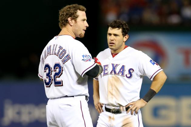 Josh Hamilton: Are the Texas Rangers Better off Without Him?
