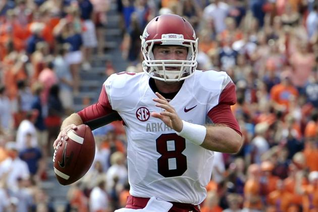 It's a Final: Arkansas Topples Auburn 24-7