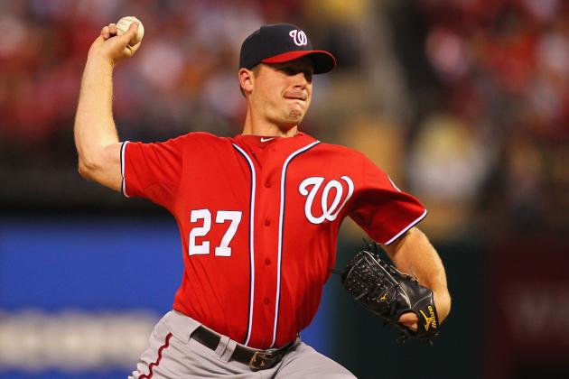 Nationals vs. Cardinals: Jordan Zimmermann Holds Key to Nats' Success in Series