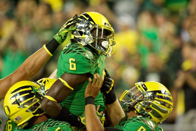 Oregon Football: High-Powered Ducks Offense Will Lead Rout of Washington at Home