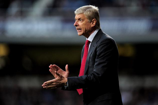 Arsenal Target Young Quartet as Wenger Plots Move to Strengthen Gunners Squad
