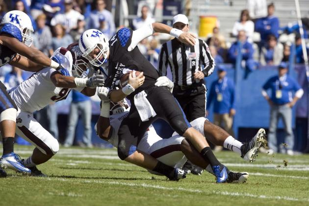 Kentucky vs. MSU: Injury Bug Bites UK Hard in 27-14 Loss to No. 20 Bulldogs