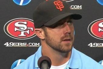 Give 'em the Heater, Alex: 49ers QB to Throw First Pitch at Giants Game