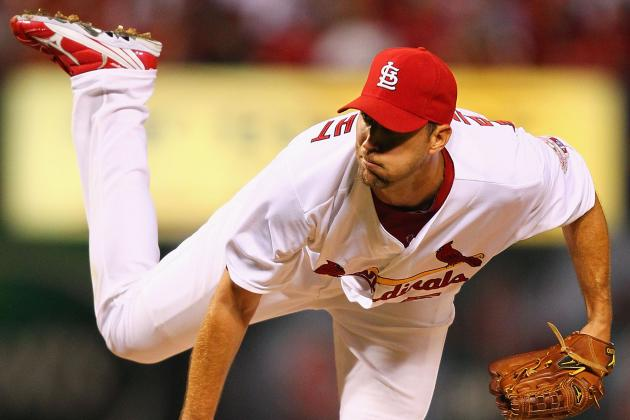 Cards Announce Pitching Rotation for NLDS