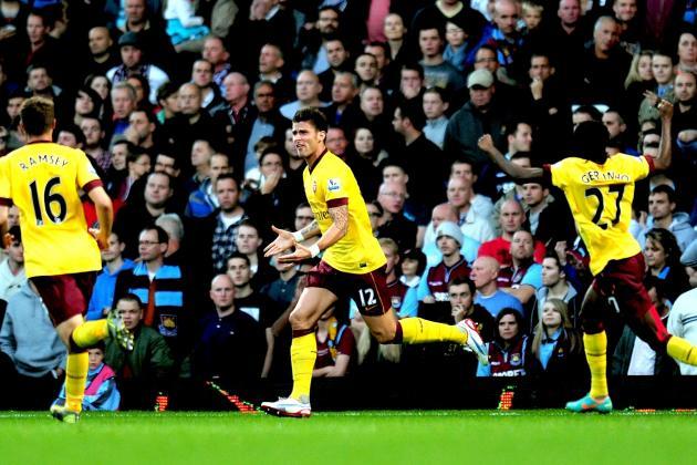 Arsenal: Will Olivier Giroud Go on a Scoring Streak?