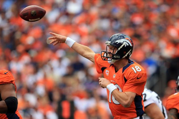 Peyton Manning: Keys to Broncos Having Success Against Patriots