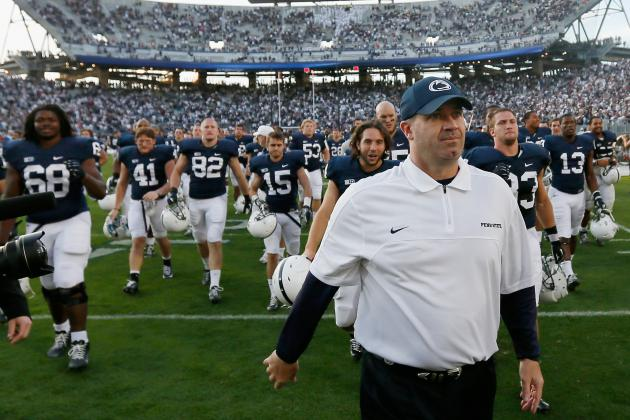 McGloin, Penn State Rally Past No. 24 N'western