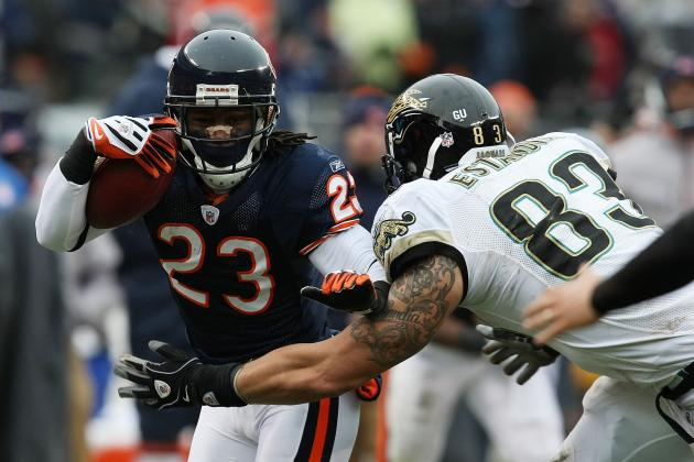 Chicago Bears vs. Jacksonville Jaguars Betting Preview