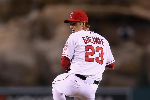 Will the Dodgers Pursue Zack Greinke?
