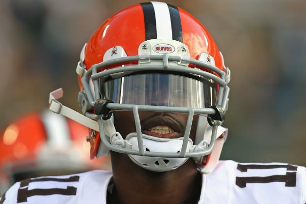 Browns WRs Travis Benjamin and Mohamed Massaquoi Will Not Play