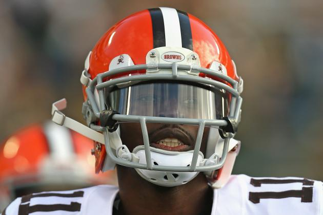 Browns' Benjamin, Massaquoi Ruled out Vs.Giants