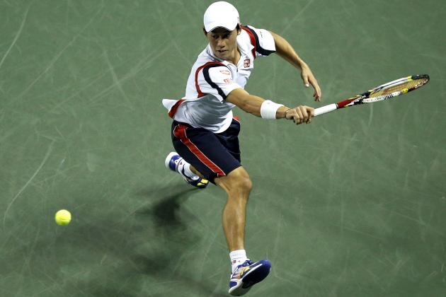 Milos Raonic vs. Kei Nishikori: Matchup of Serve and Speed in Tokyo