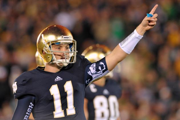 Tommy Rees Will Reportedly Start for Notre Dame over Benched Everett Golson