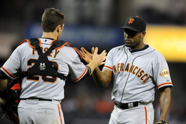 San Francisco Giants 2012 NLDS Success: The Answer Is in the Bullpen