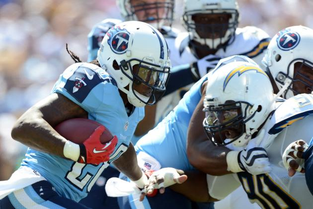 Chris Johnson: Don't Count on Another 100-Yard Game from Titans' Star in Week 5