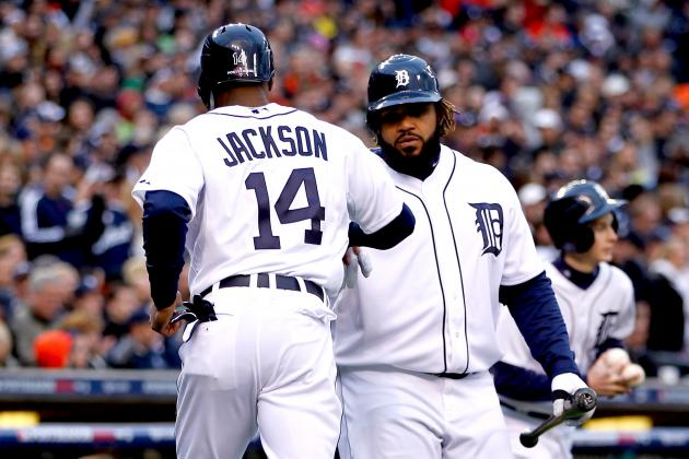 Oakland Athletics vs. Detroit Tigers: ALDS Game 1 Live Score and Analysis