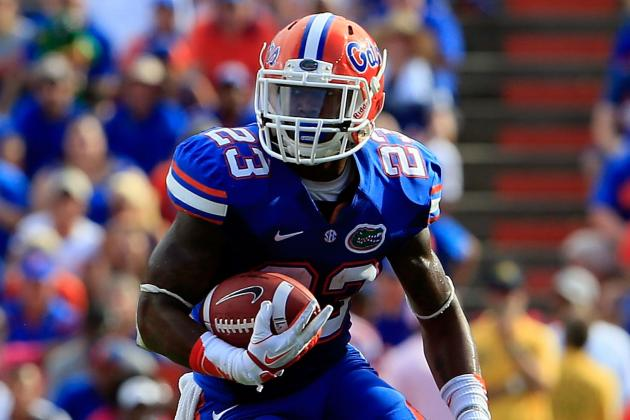LSU vs. Florida: Gators Emerge as Legitimate National Title Threat
