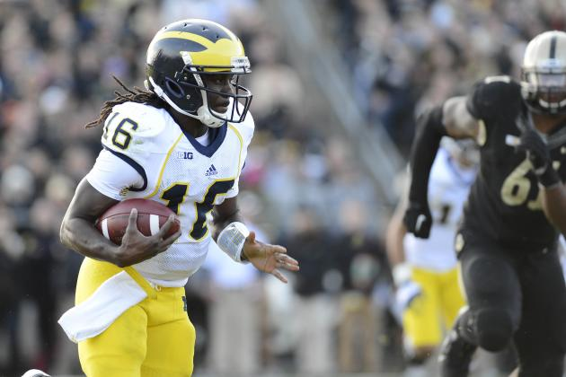 Michigan vs. Purdue: Wolverines Show They're Still Force in Big Ten with Rout