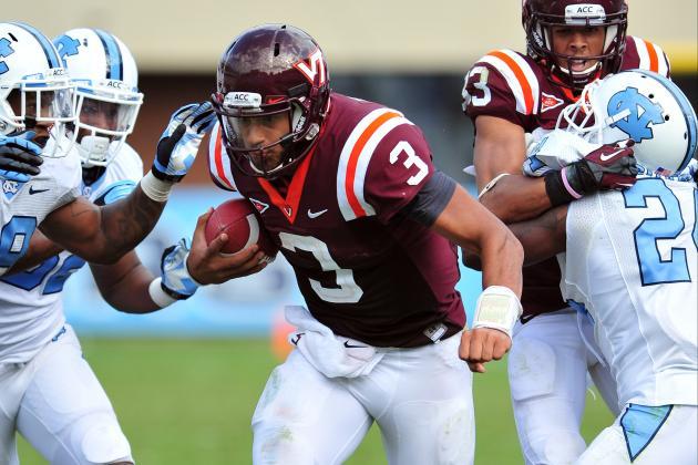 Duke's Vernon Sets ACC Receptions Mark in Win