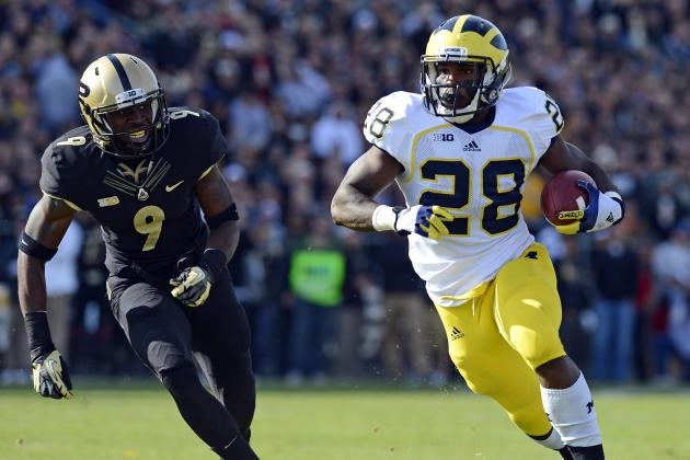 Purdue vs. Michigan: Leaders Division Is Devoid of Rose Bowl Contenders