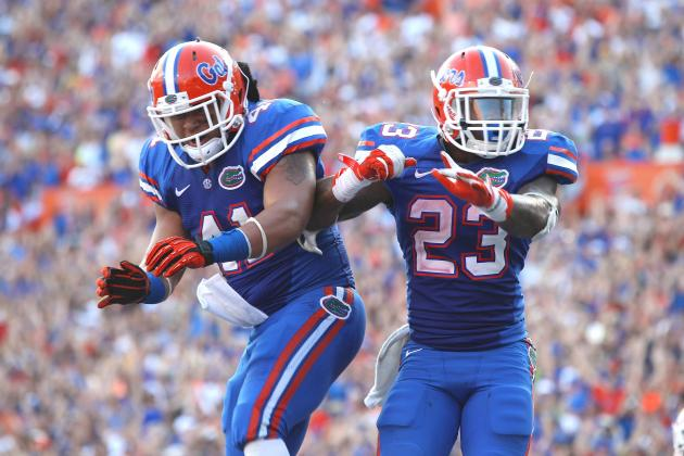 LSU vs. Florida: Score, Twitter Reaction, Grades and More