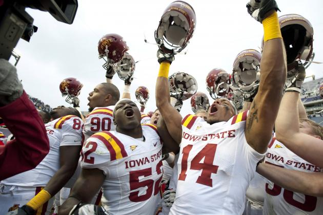 Iowa State Cyclones Shock No. 15 TCU Horned Frogs in Huge Upset