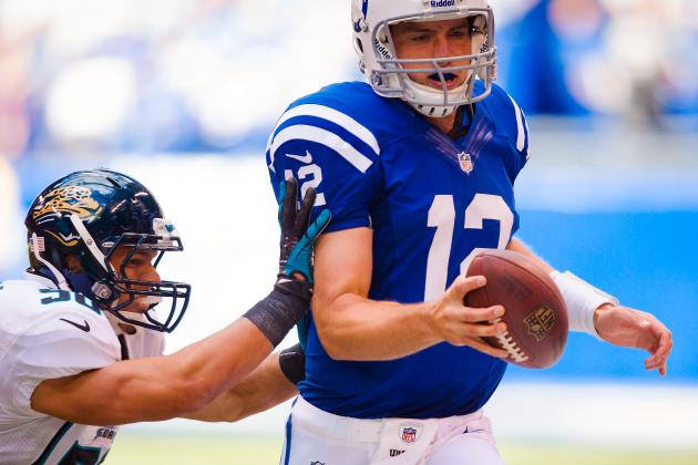 Where Indianapolis Colts Need to Continue to Surround Andrew Luck with Talent