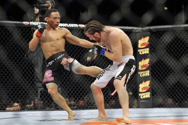 John Dodson vs. Jussier Da Silva Was Great—Too Bad Nobody Cares