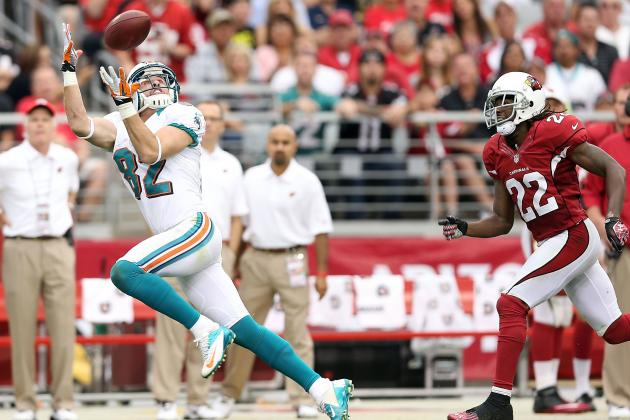 Brian Hartline: Dolphins WR Set for Another Big Game Against the Bengals