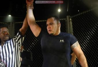 Vince Lucero. Photo courtesy Sherdog.com