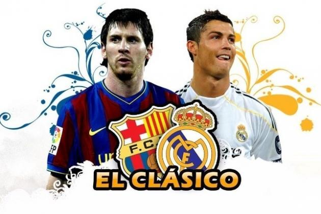Barcelona vs. Real Madrid: FIFA 13 Simulates El Clasico