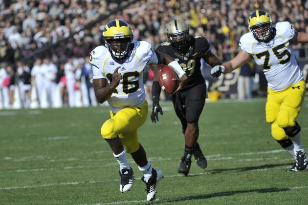Michigan Football: Highlighting Biggest Remaining Games on Wolverines' Schedule