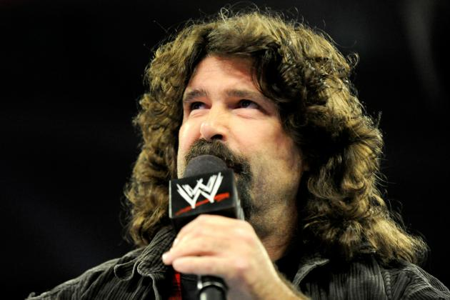 WWE Hell in a Cell 2012: Why Mick Foley Should Referee the WWE Title Match